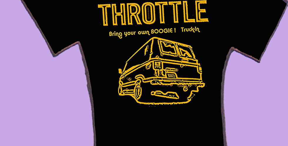 Throttle BYOB Truck-In Tee