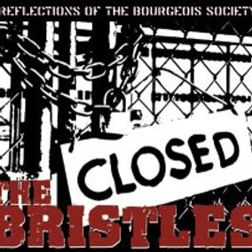 """the Bristles """"Reflection of the bougeois society"""" LP"""