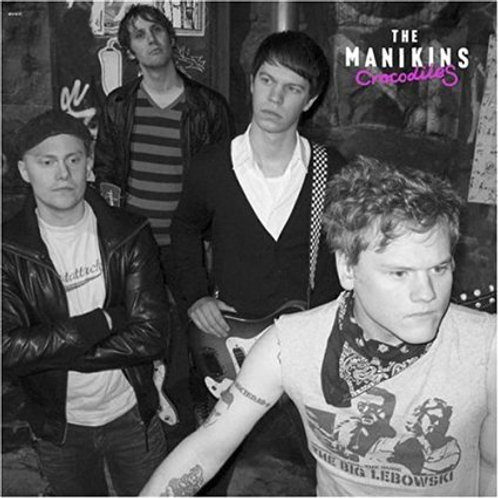 "Manikins ""Crocodiles"" LP"