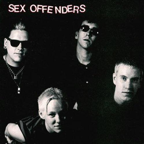 Sex Offenders S/T LP