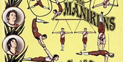 """Manikins """"Liecheatsteal"""" LP"""