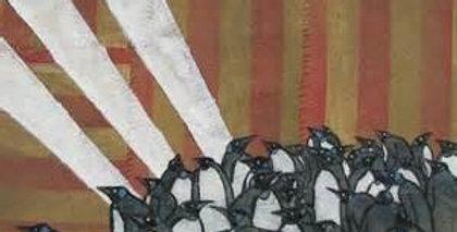 """Dillinger Four """"Civil War"""" LP"""