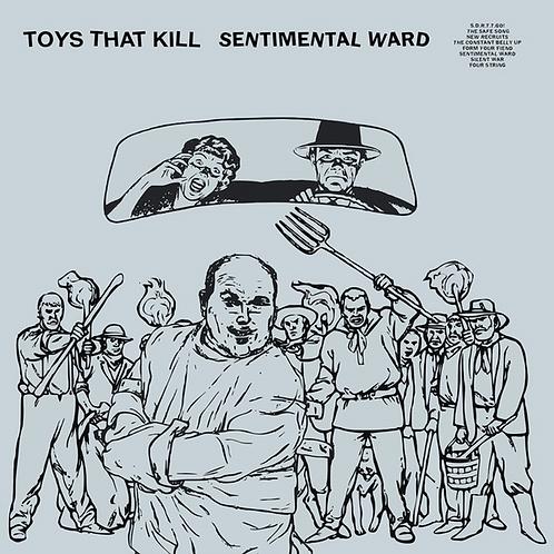 """Toys that kill """"Sentimental ward"""" LP"""
