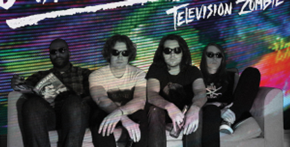 """Outtacontroller LP """"Television Zombie"""" LP"""