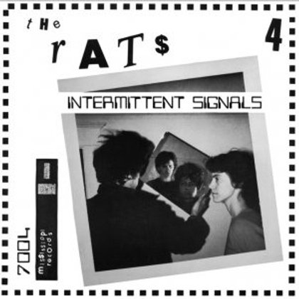The Rats 'Intermittent Signals' LP