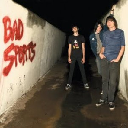 "Bad Sports ""Kings of the weekend"" LP"