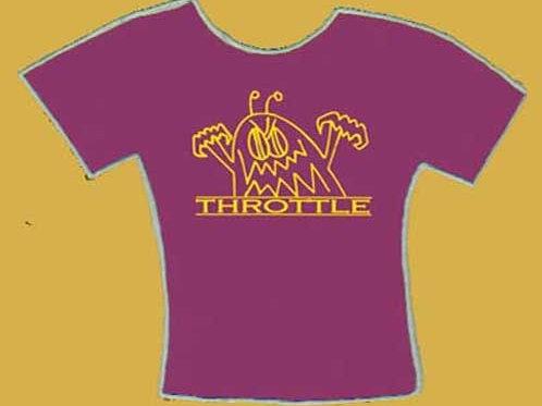 Throttle 'Monster' Tee