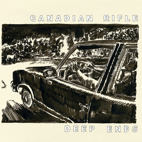 "Canadian Rifle ""Deep ends"" LP"