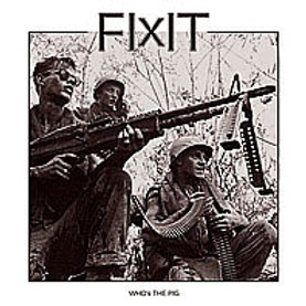 "Fixit ""Who's the pig"" LP"