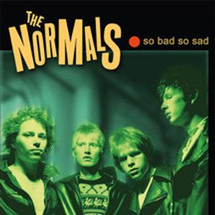 "the Normals ""So bad, so sad"" LP"