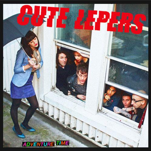 "Cute Lepers ""Adventure time"" LP"