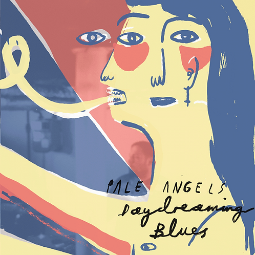 """Pale Angels """"Daydreaming blues"""" LP"""