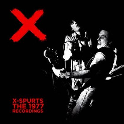 """X """"Spurts"""" LP"""