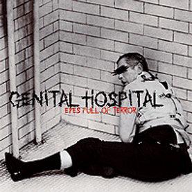"""Genital Hospital """"Eyes full of terror"""" LP"""