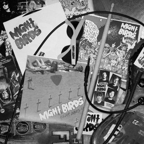 """Night Birds """"Fresh Kills Vol 1"""" LP"""