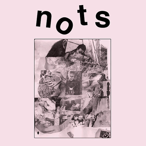 "Nots ""We are nots"" LP"