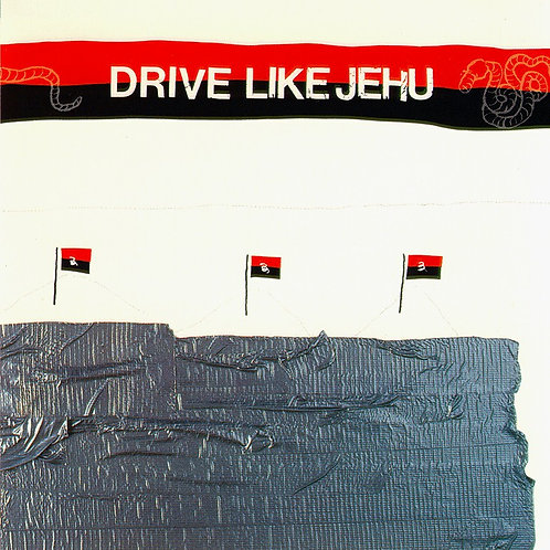 Drive like Jehu S/T LP