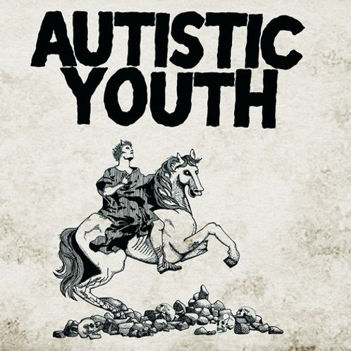 "Autistic Youth ""Noneage"" LP"