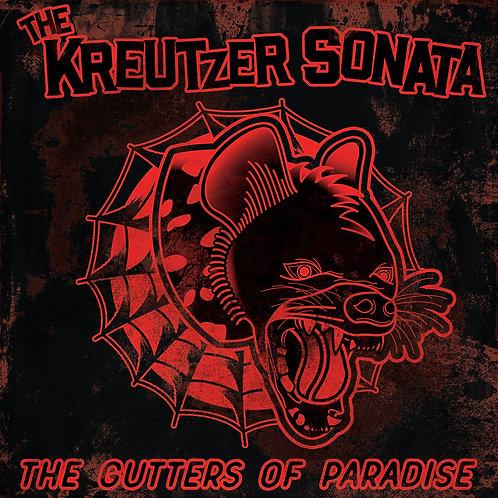 """The KREUTZER SONATA """"the gutters of paradise""""  LP"""
