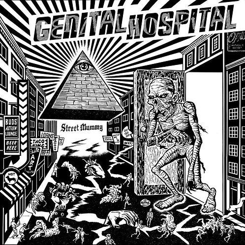 "Genital Hospital ""Street Mummy"" LP"
