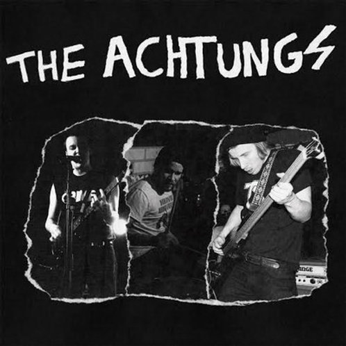 the Achtungs S/T LP