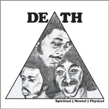 """Death """"Spiritual/Mental/Physical"""" LP"""