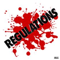 Regulations 'S/T' LP