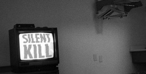 """Radioactivity """"Silent Kill"""" LP"""