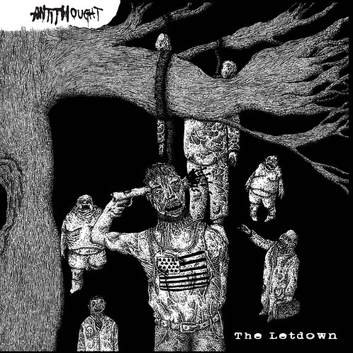 """Antithought """"the Letdown"""" LP"""