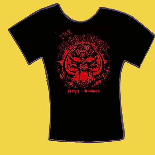 """the BY-PRODUCTS  """"Virus Humana"""" Men's tee"""