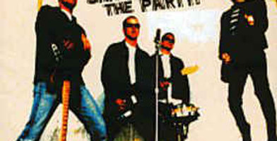 Radio Reelers 'Shakin' at the party' LP