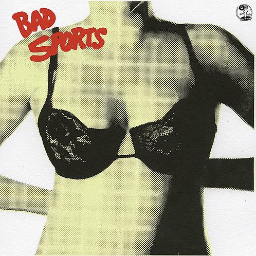 "Bad Sports  ""Bras"" LP"