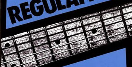 Regulations 'Electric Guitar' LP
