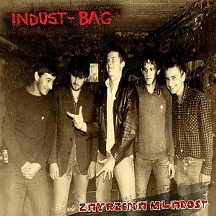 """Indust-Bag """"Zavrzena Mladost"""" LP"""