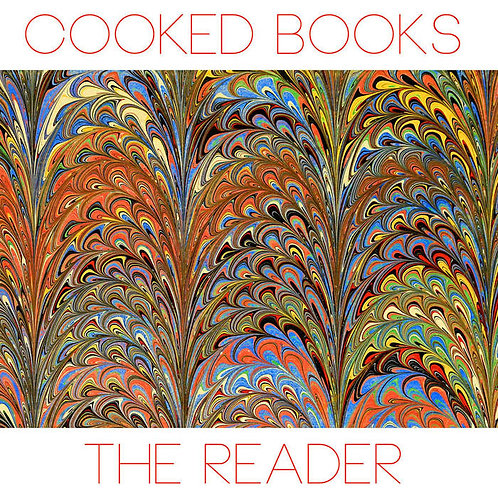 """Cooked Books """"The Reader"""" LP"""