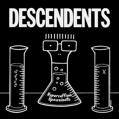 "Descendents ""Hypercaffium Spazzinate"" LP"