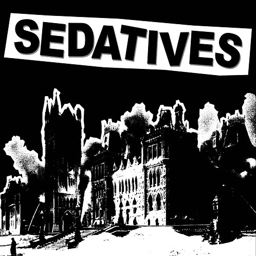 Sedatives 'S/T LP
