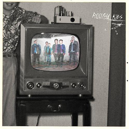 """Rough Kids 'S/T"""" LP"""
