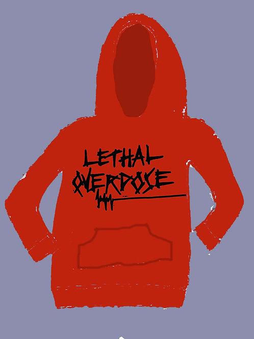 Lethal Overdose Hoodie