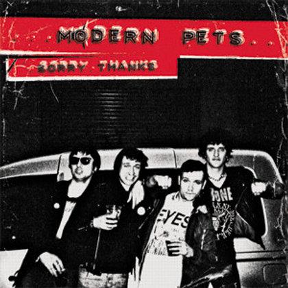 "Modern Pets ""Sorry, thanks"" LP"