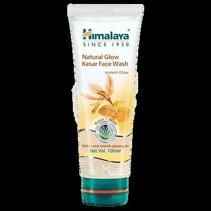 Natural Glow Kesar Face Wash
