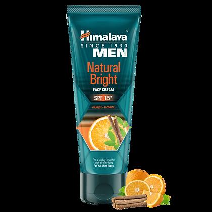 Himalaya Men Natural Bright Face Cream