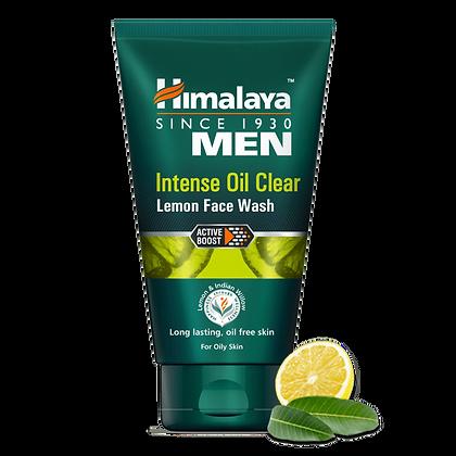 MEN Intense Oil Clear Lemon Face Wash