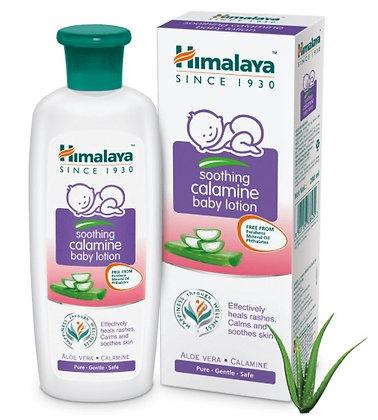 Himalaya soothing calamine baby lotion
