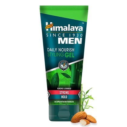 Himalaya MEN Daily Nourish Styling Gel - Strong