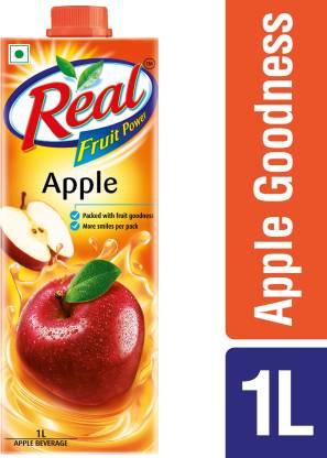 Real Fruit Juice Apple