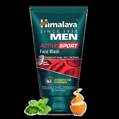 MEN ACTIVE SPORT FACE WASH