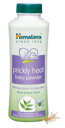 PRICKLY HEAT BABY POWDER