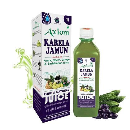 Jeevan Ras Karela Jamun Swaras Herbal Juice