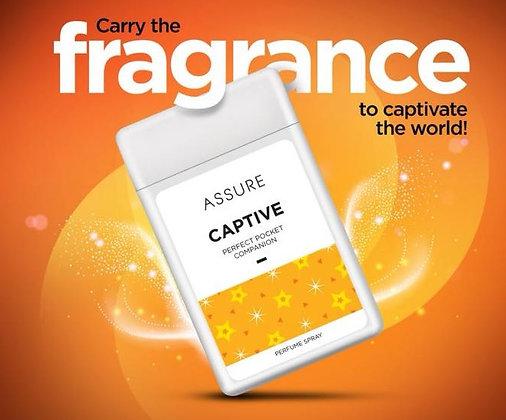 Captive Perfume Spray
